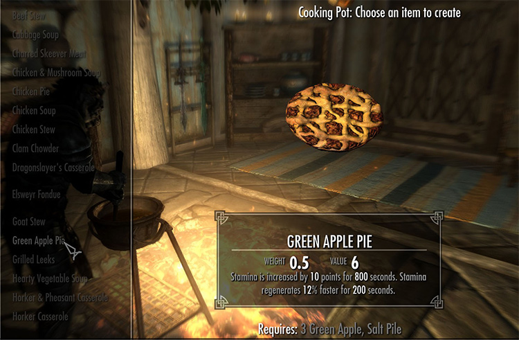 Gromits Cooking Recipes mod