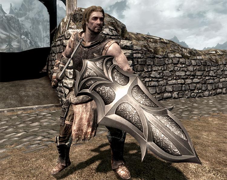 Gray Aegis Resurrection for Skyrim