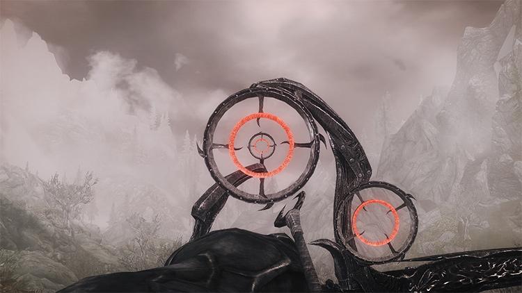 Scoped Bows in Skyrim