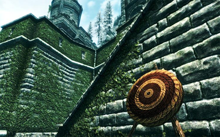 Proper Aiming in Skyrim
