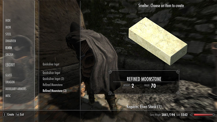 Complete Crafting Overhaul mod
