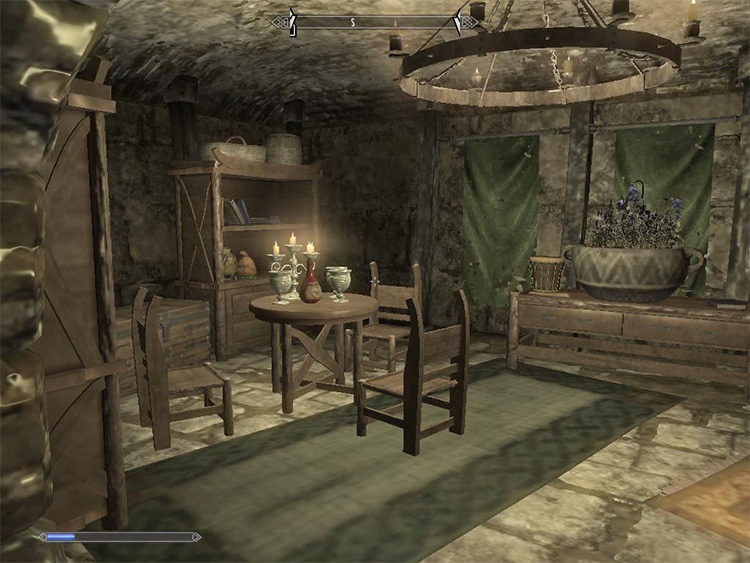 Thieves Guild Redone in Skyrim