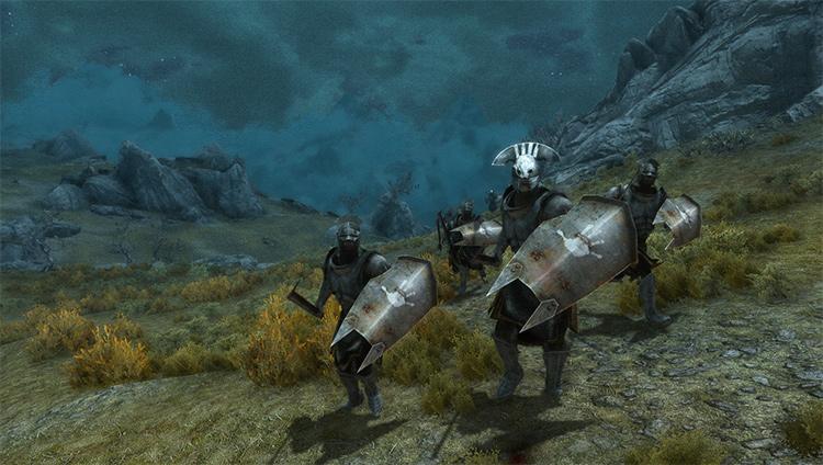 Wars of the Third Era in Skyrim