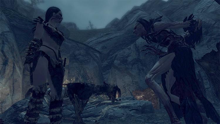 The Forsworn Legacy in Skyrim