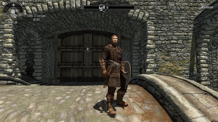 Dawnguard Sentries Plus in Skyrim