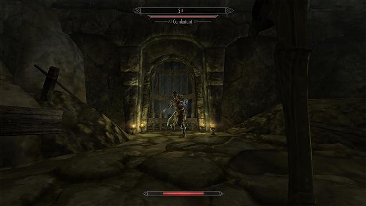 Underground Gladiator Arena mod