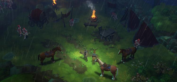 Torchlight2 gameplay screenshot - modded
