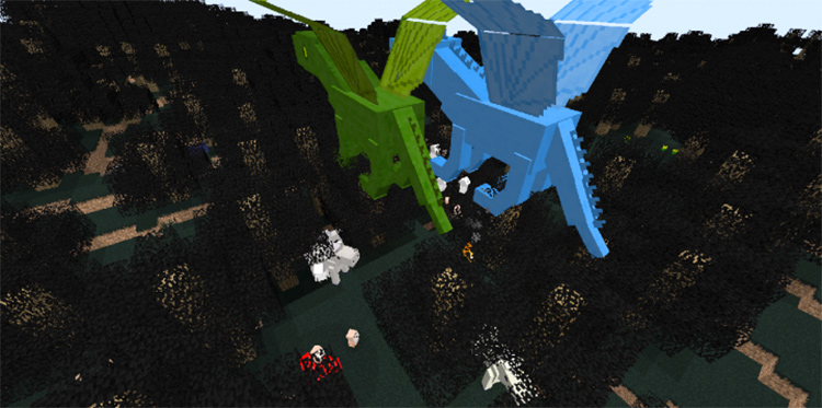The Harry Potter Mod For Minecraft