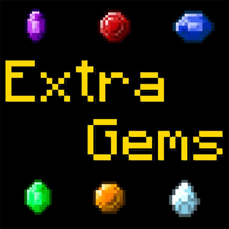 ExtraGems Minecraft