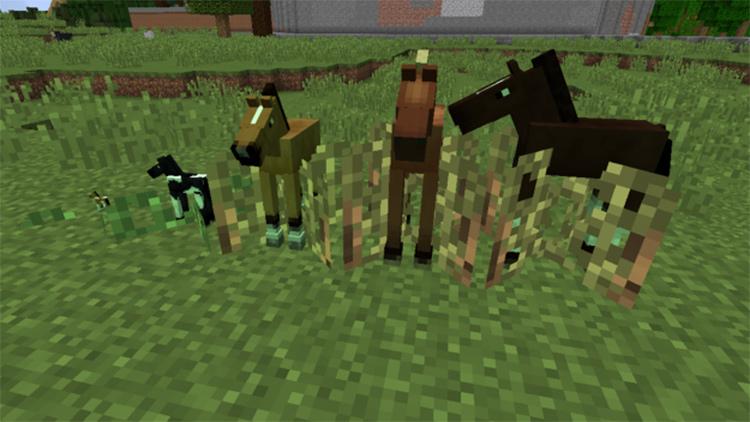 Animal Crops mod