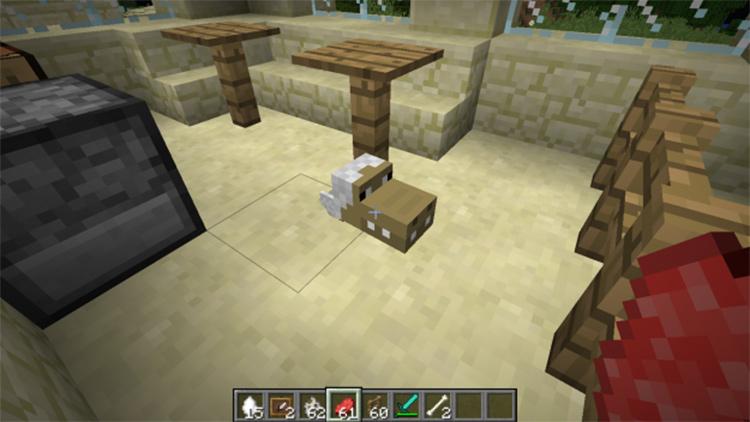 Crocoducks Minecraft mod