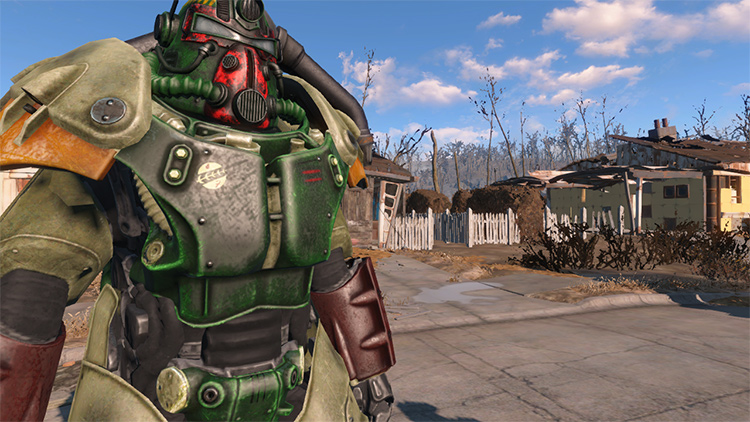 Boba Fett Armor Re-texture mod