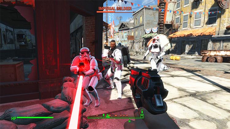 Imperial Patrols mod