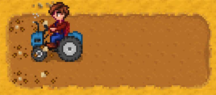 Tractor Mod