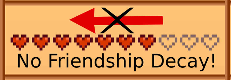 Friends Forever Mod