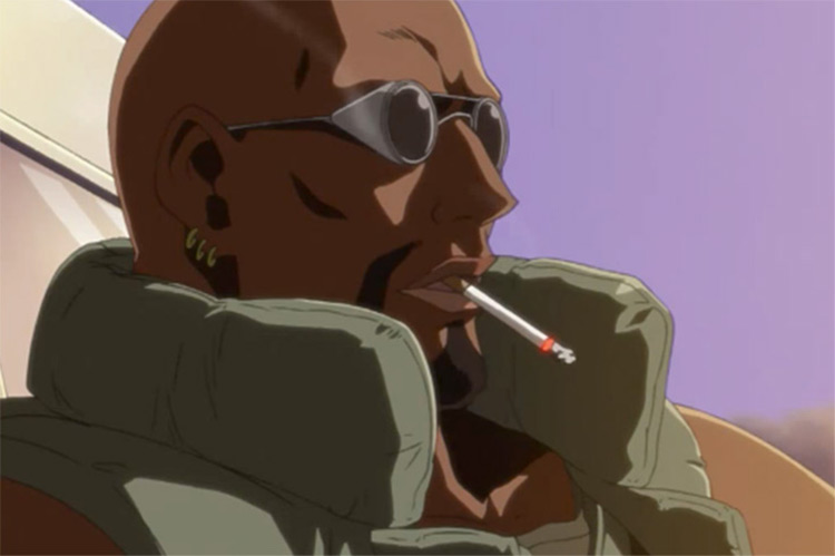 Dutch in Black Lagoon