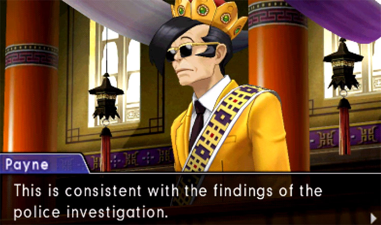 Spirit of Justice gameplay
