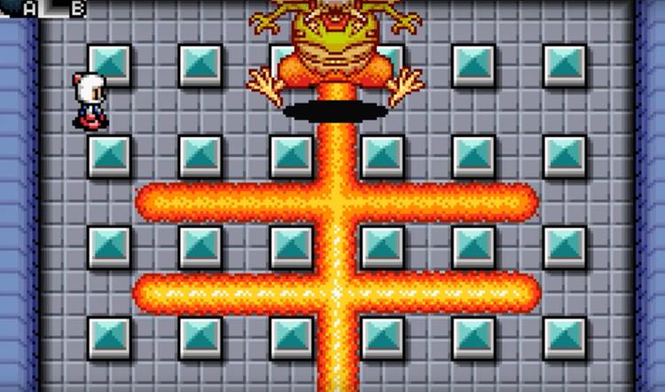 Bomberman Tournament (2001) Gameplay
