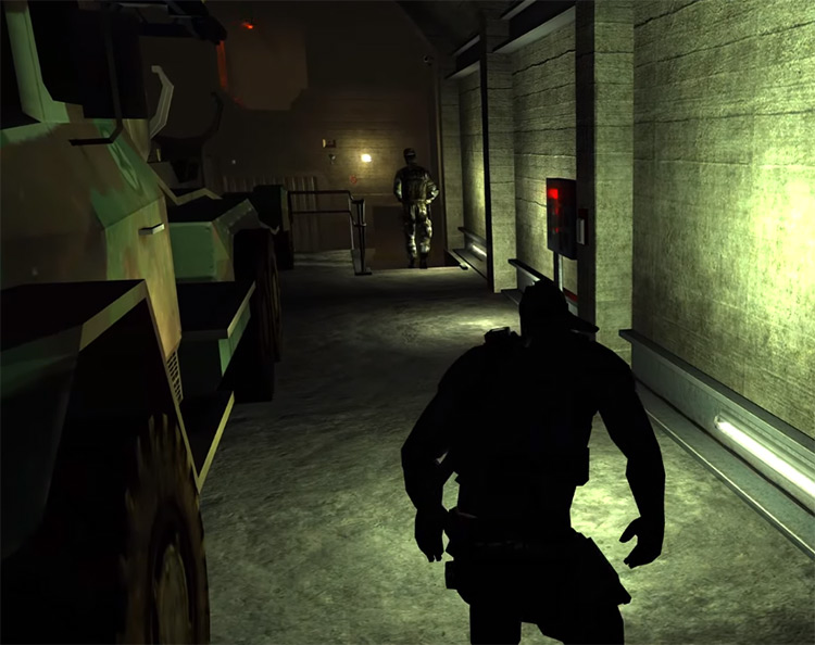 Splinter Cell: Chaos Theory screenshot