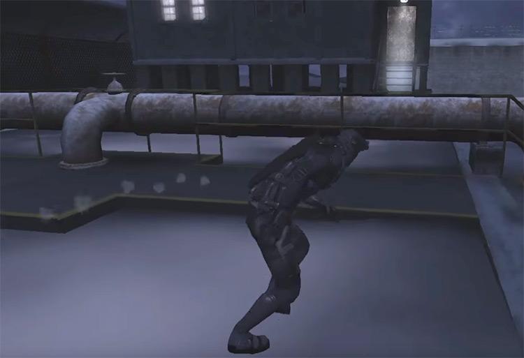 Splinter Cell: Double Agent screenshot