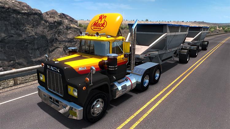 Mack R Series ATS Mod