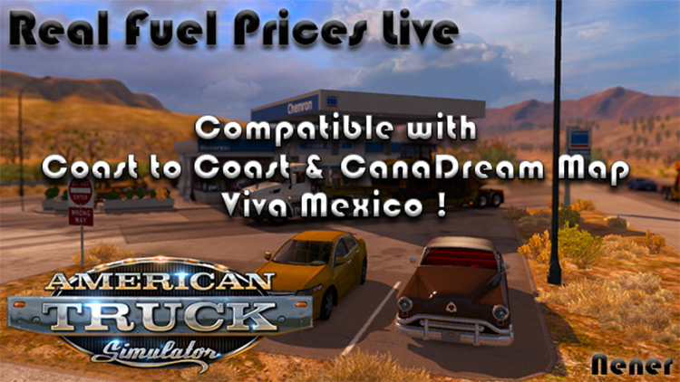 Real Fuel Prices Live Mod