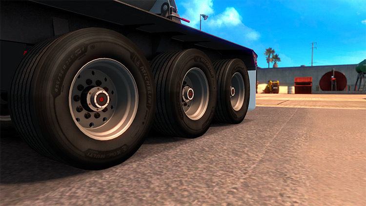 Smarty's Wheel Pack ATS