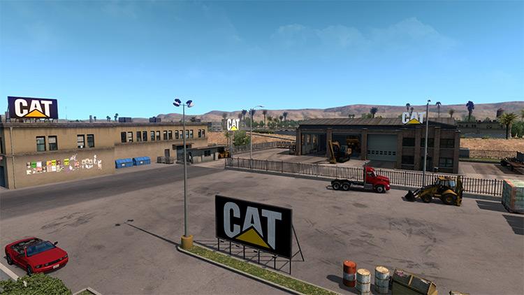 Real Company Logo 3D ATS