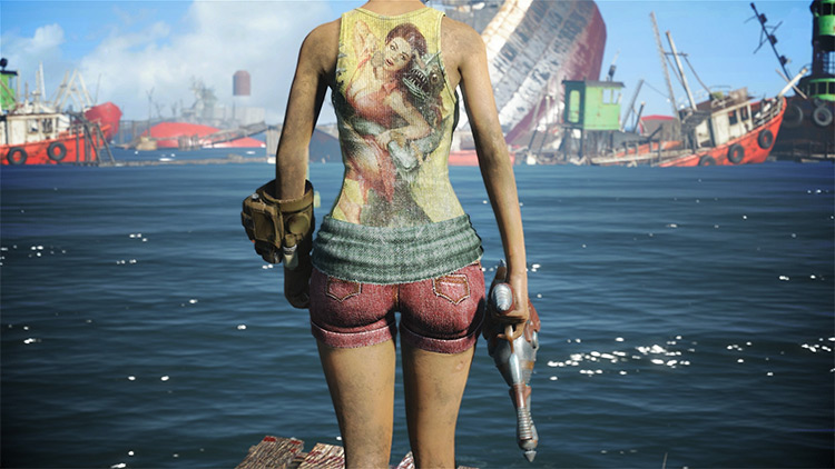 Commonwealth Shorts for Fallout4