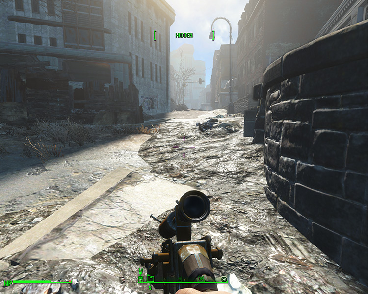 Wasteland 512 Textures Reloaded FO4 mod