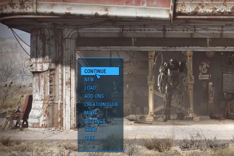 Fallout4 Load Accelerator