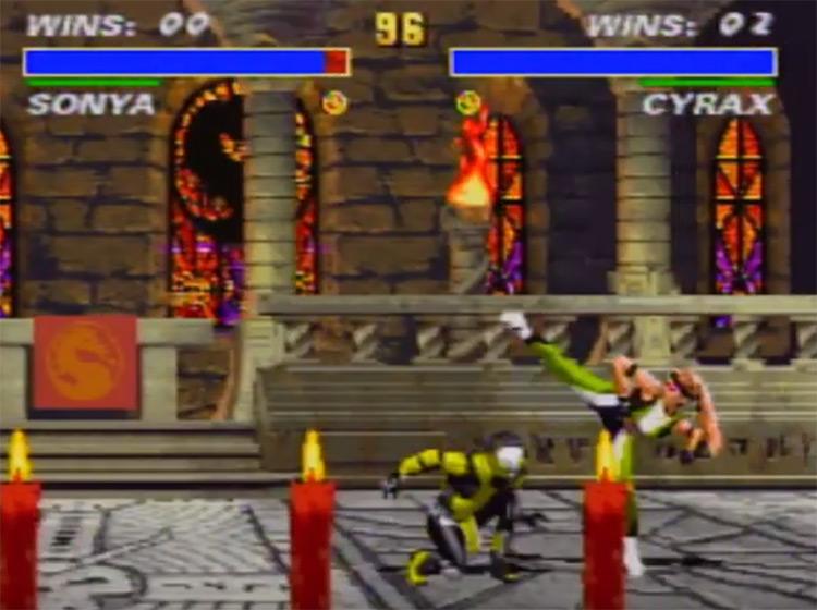 Mortal Kombat 2-3 SNES