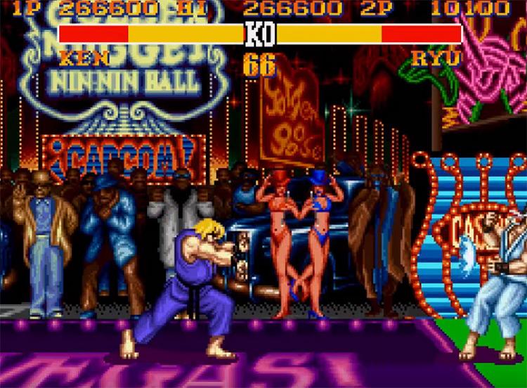 Street Fighter 2 Turbo for SNES