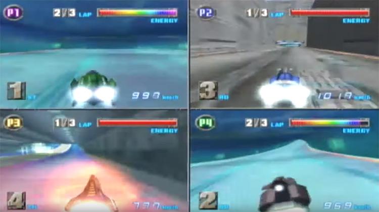 F-Zero GX screenshot