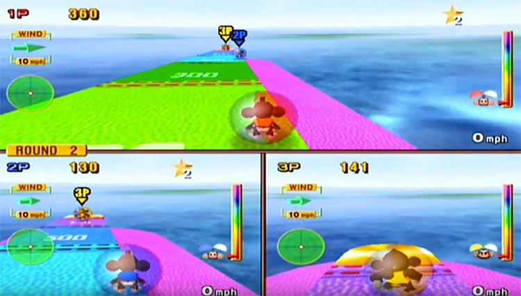 Super Monkey Ball Gamecube gameplay