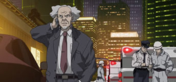 Chief Daisuke Aramaki Ghost in the Shell SAC