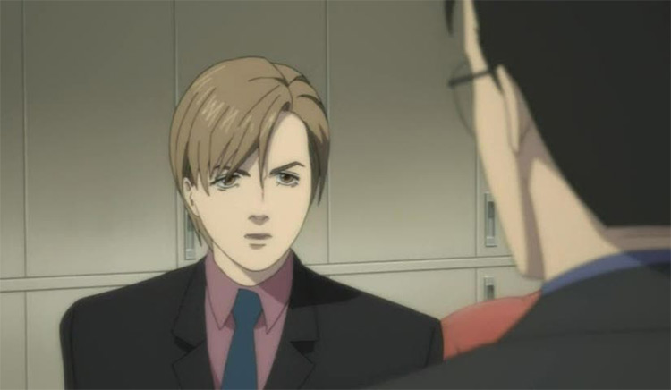 Himitsu Top Secret anime