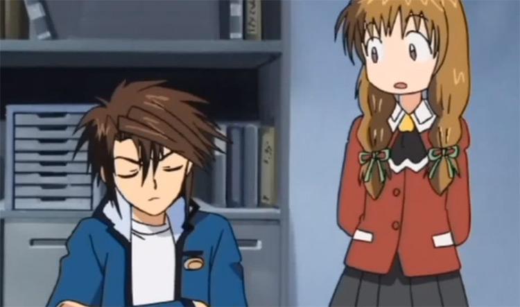 Spiral: Bonds of Reasoning anime screenshot