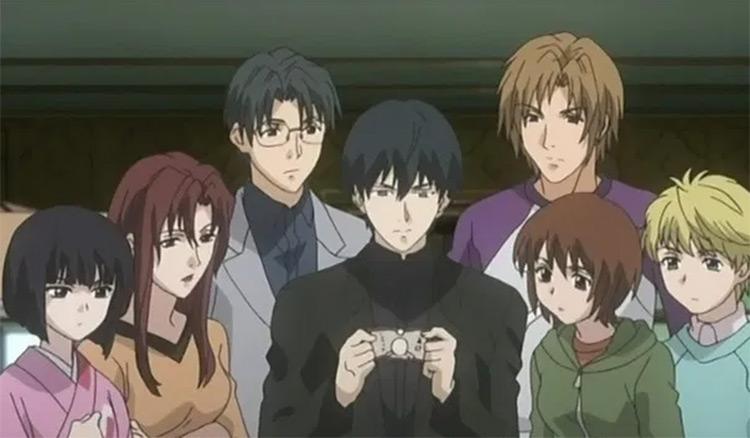 Ghost Hunt anime series