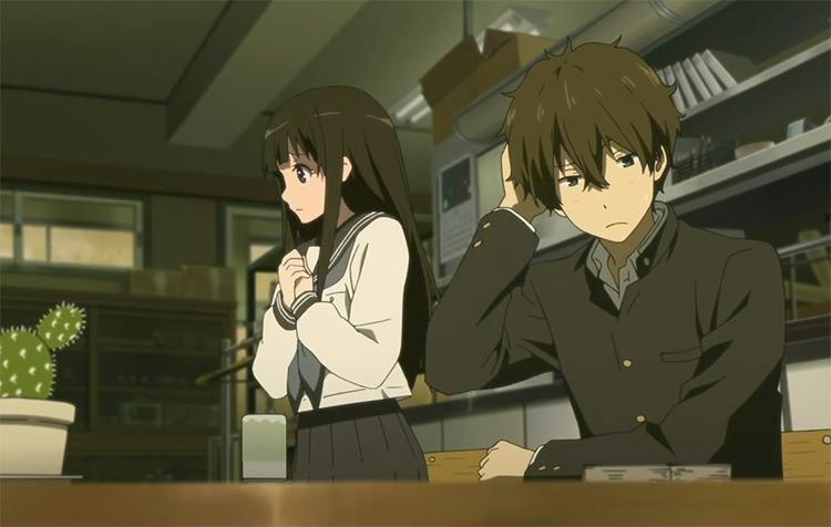 Hyouka anime series