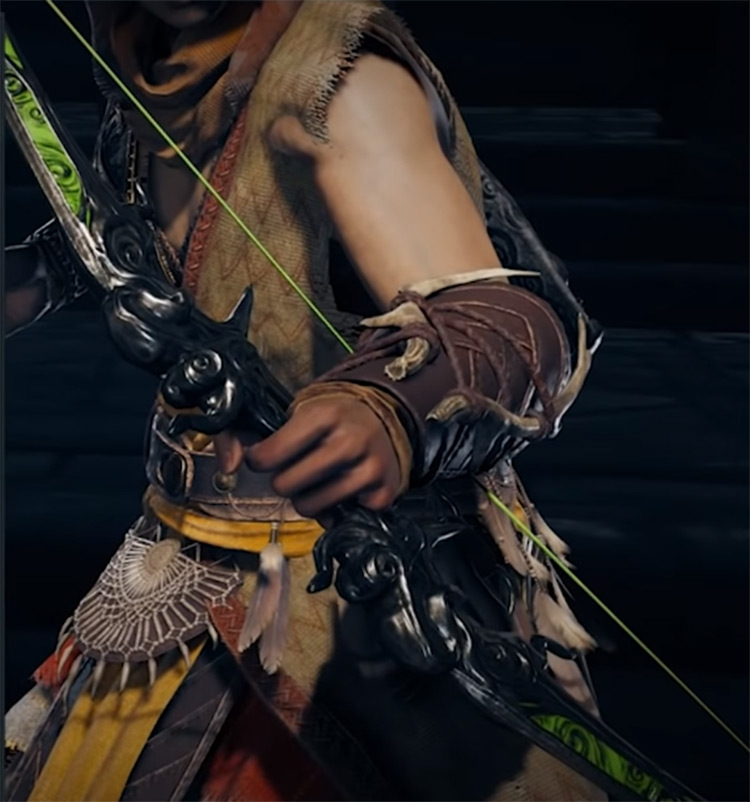 Fanged Bow in AC Odyssey