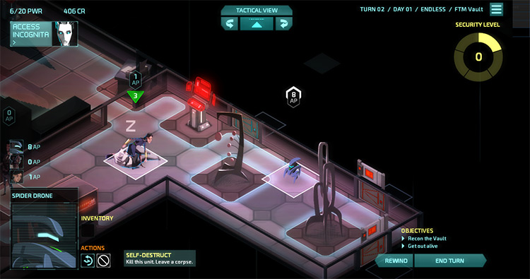 Agent Mods Combo for Invisible Inc