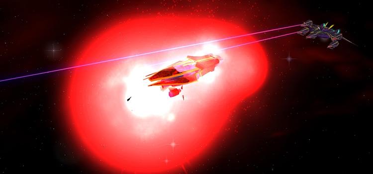 Sword of the Stars screenshot battle