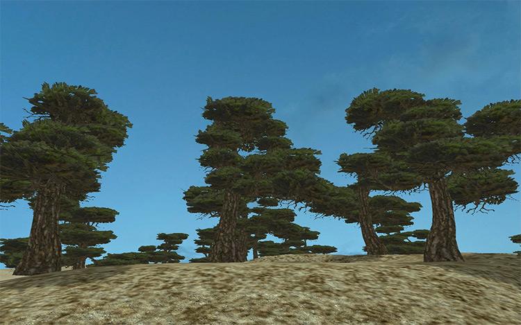 Imported Foliage for Zoo Tycoon 2