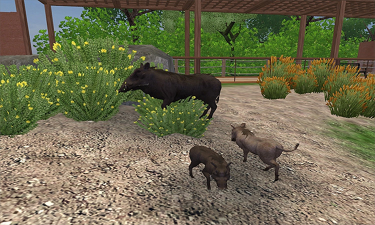 Radical Remake mod Zoo Tycoon2
