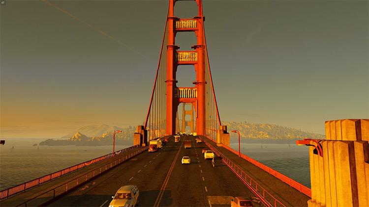 Natural San Francisco mod