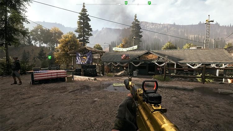 Far Cry 5 Resistance, best PC mod