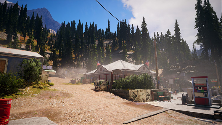 Vibrant and Natural Reshade for Far Cry 5