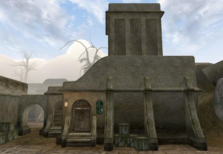 Gra-Bol's House in Morrowind