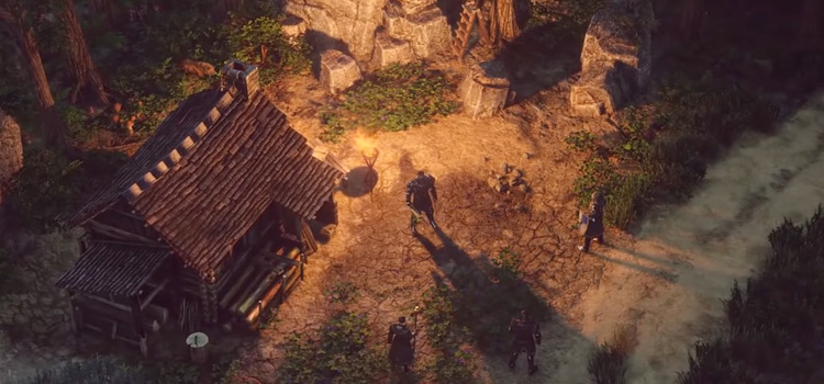 SpellForce3 gameplay HD screenshot